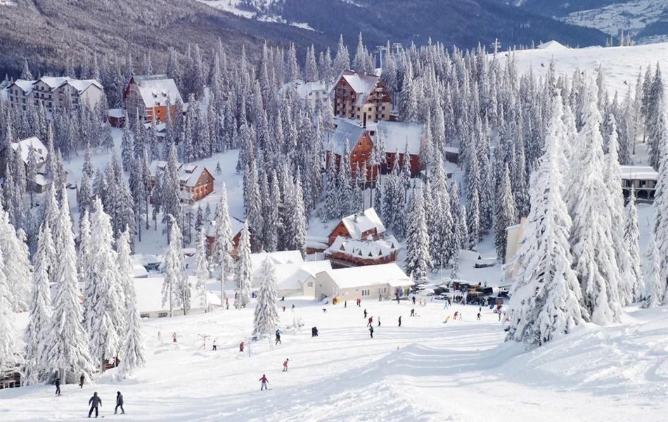 Гірськолижні курорти в Україні