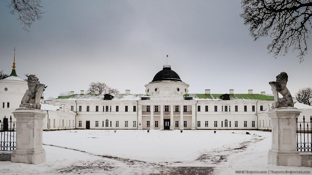 Качановка зима