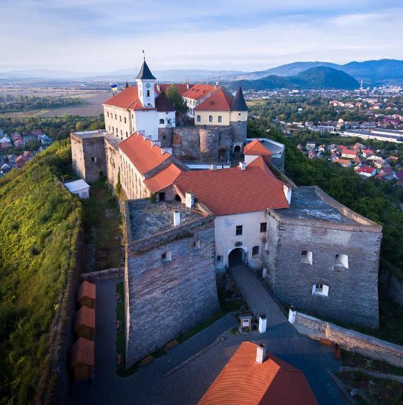 Мукачевський Замок