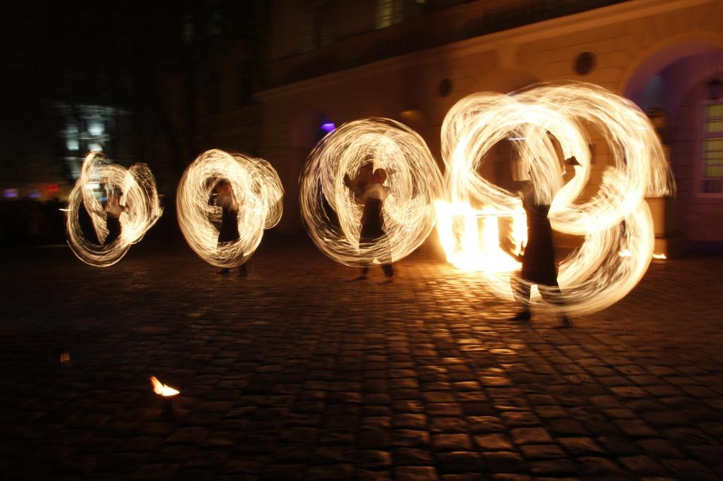 Национальный фестиваль «Ночь во Львове»