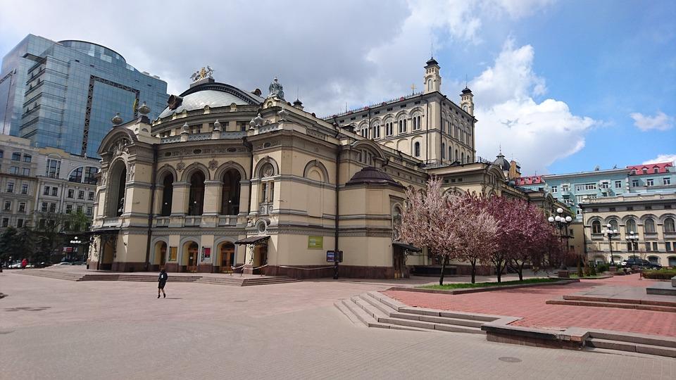 Оперный театр Киев