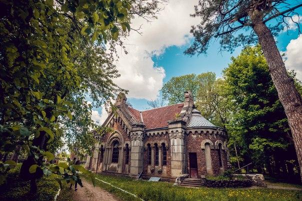 Гид по замкам и усадьбам Винницкой области