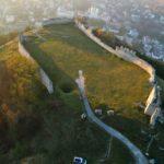 Наймальовничіші руїни старовинних замків України, або Уламки замкової краси (фото)