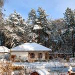 Новий рік в межах 100 км від Києва