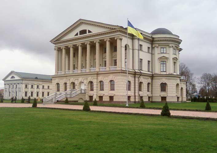 Палац в Батурині