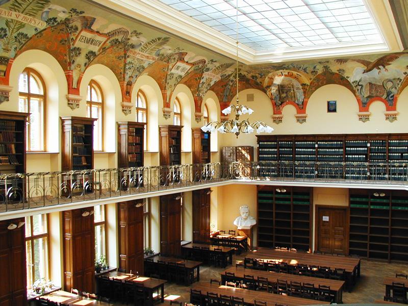 Настарішій бібліотеці України вже 410 років