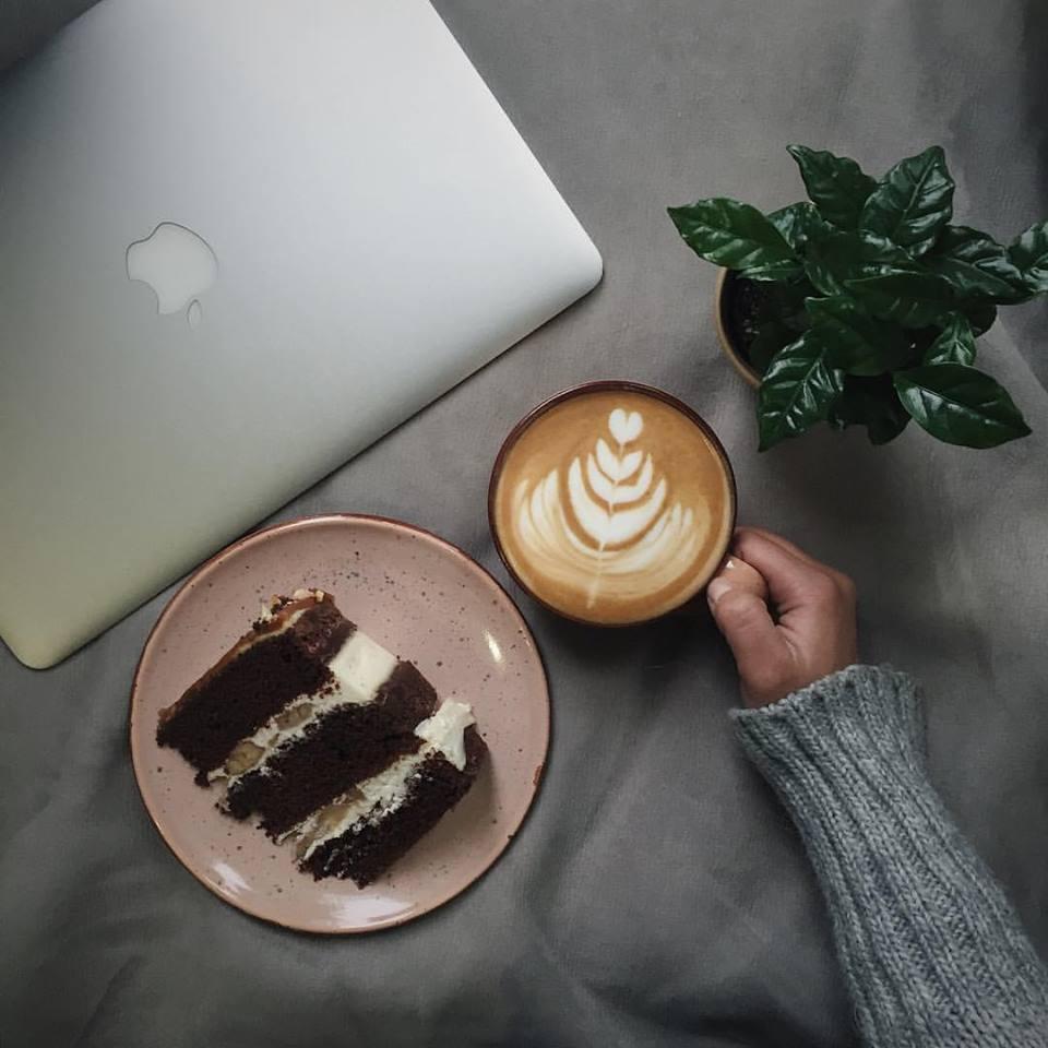 Где выпить кофе в Киеве: лучшие кофейни по версии Instagram и Fousquare