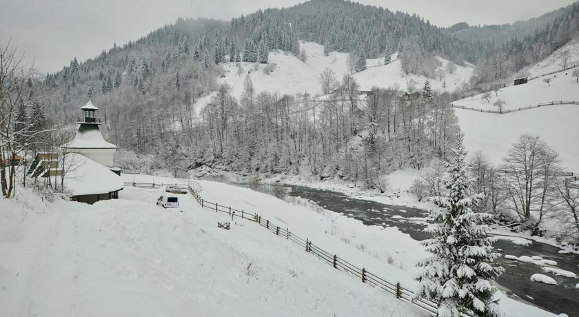 Отдых в Карпатах зимой_белый слон_