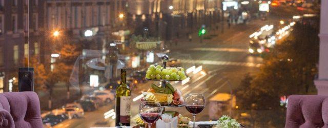 Ресторан Panorama Lounge