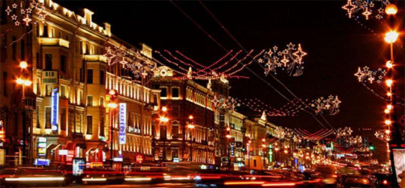Черновцы новый год