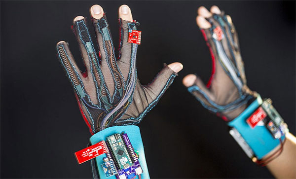 розумні рукавички