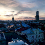 Walking around Lviv through the lens of an Austrian travel blogger
