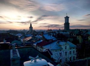 Walking around Lviv through the lens of an Austrian travel blogger