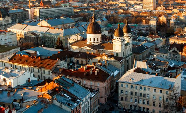 5 міфів про Львів