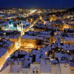 Зимний отдых в Украине: куда поехать в январе