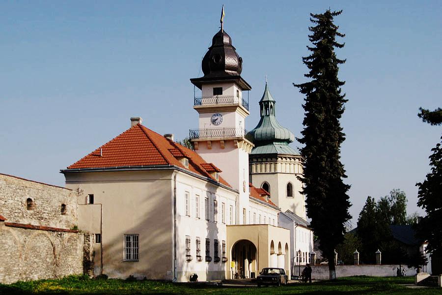 Идеальный город Жолква — места, достопримечательности, история