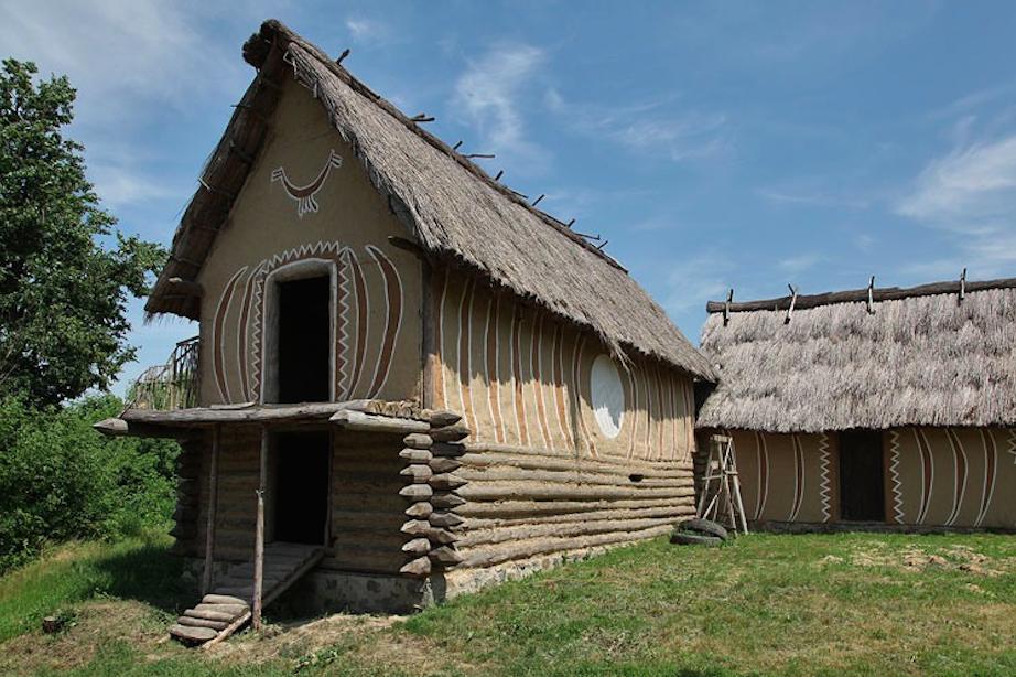 Заповедник Трипольская культура