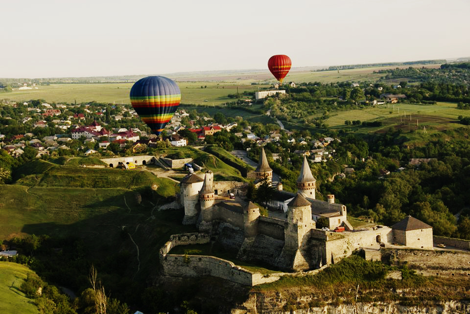 Бюджетний відпочинок в Україні: 13 ідей для подорожей