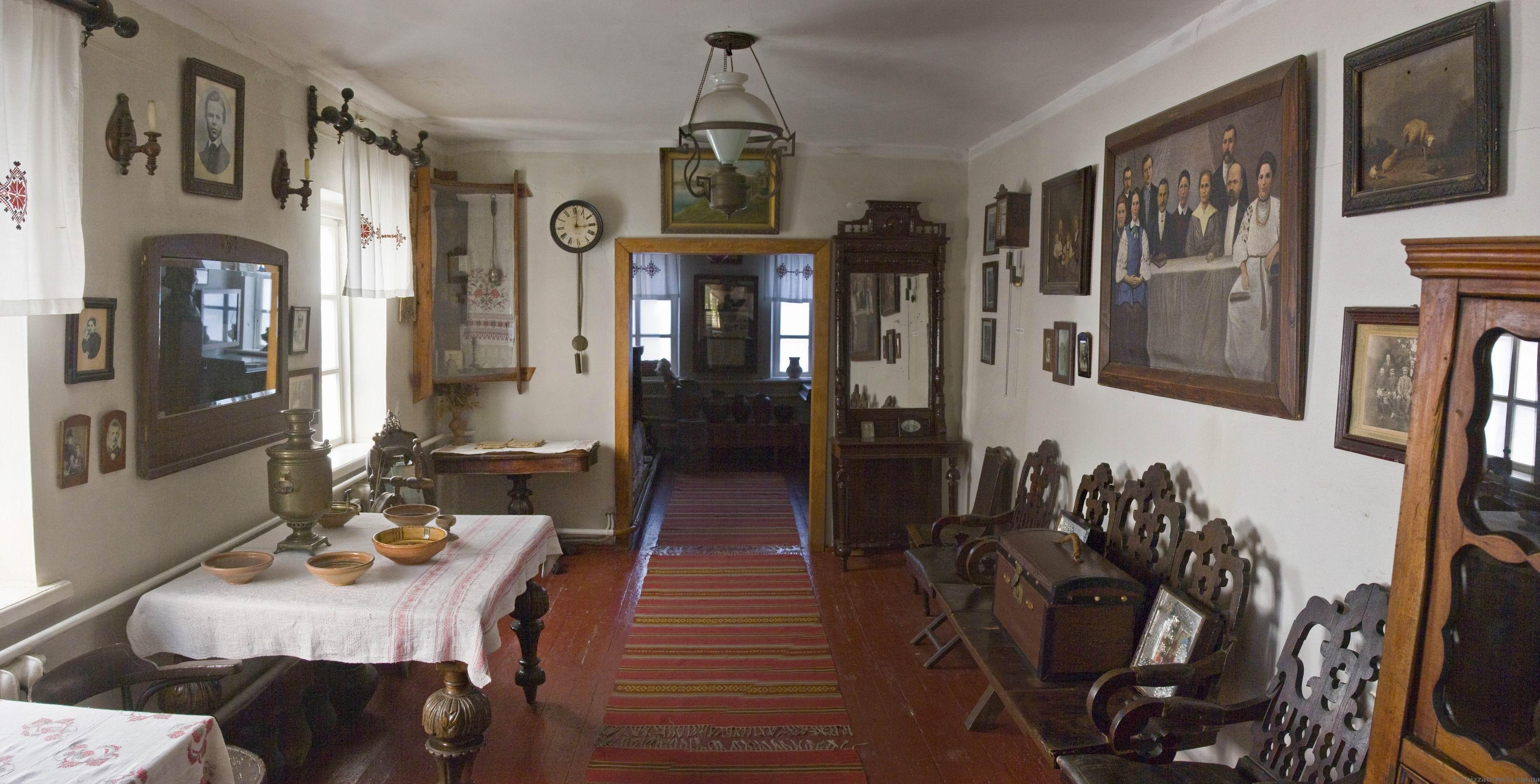 Музей Нечуя-Левицкого