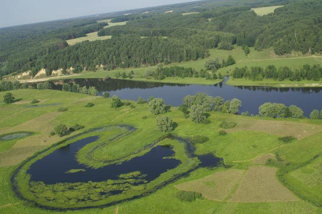 Озеро Подкова