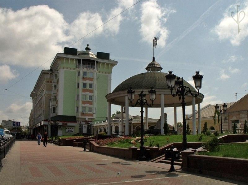 Памятник княгине Марии Ровенской