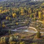 Поющие террасы в Харьковской области — «амфитеатр» под открытым небом