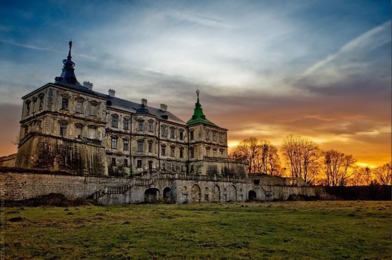 Підгорецький замок