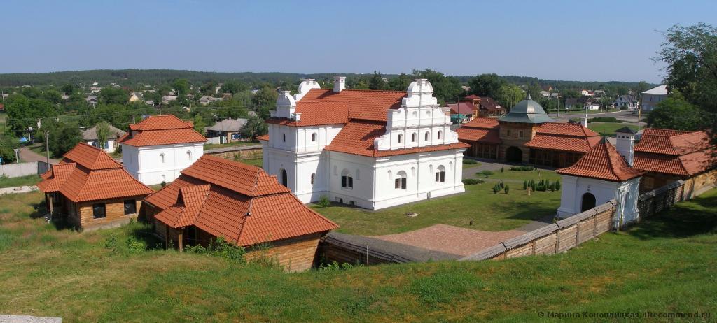Резиденция Хмельницкого, Чигирин