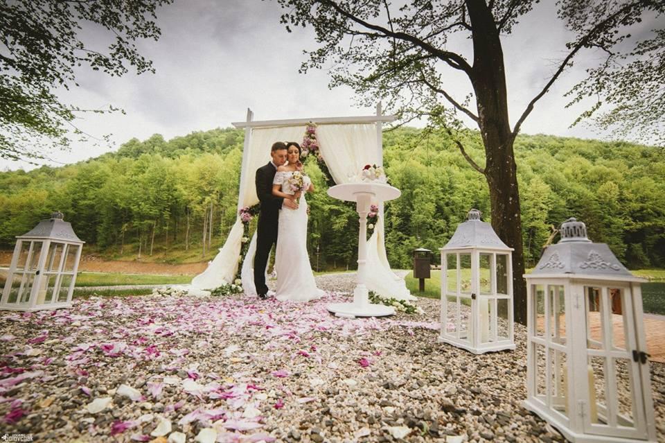 Свадьба в парке Воеводино