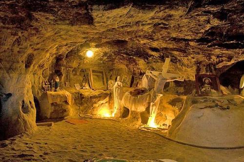 Страдчанская пещера