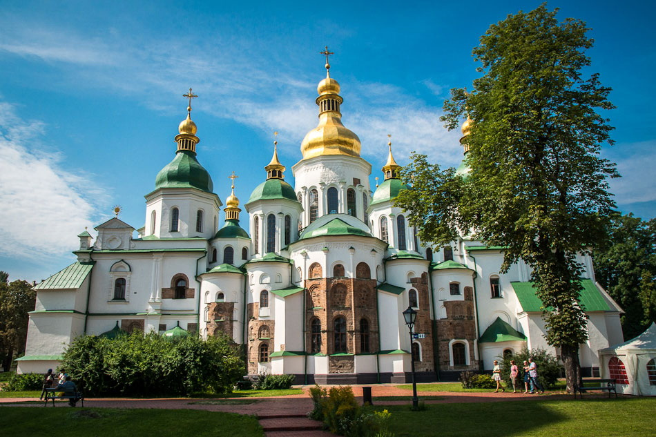 Сфоиевский Собор Киев