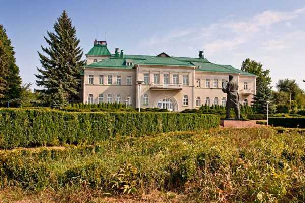 The Simirenko's estate