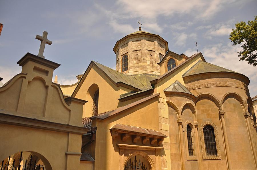 Львів увійшов у список міст, які радять відвідати жителям Великобританії