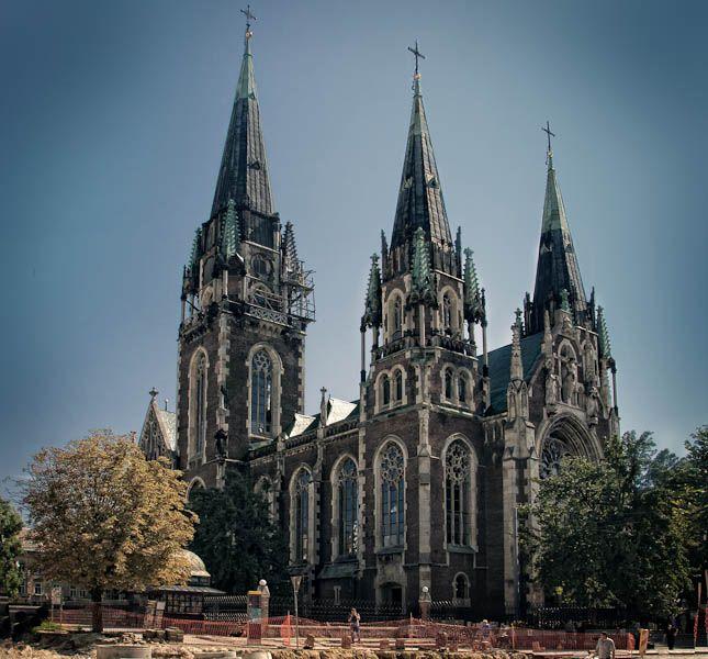 Церковь святых Ольги и Елизаветы