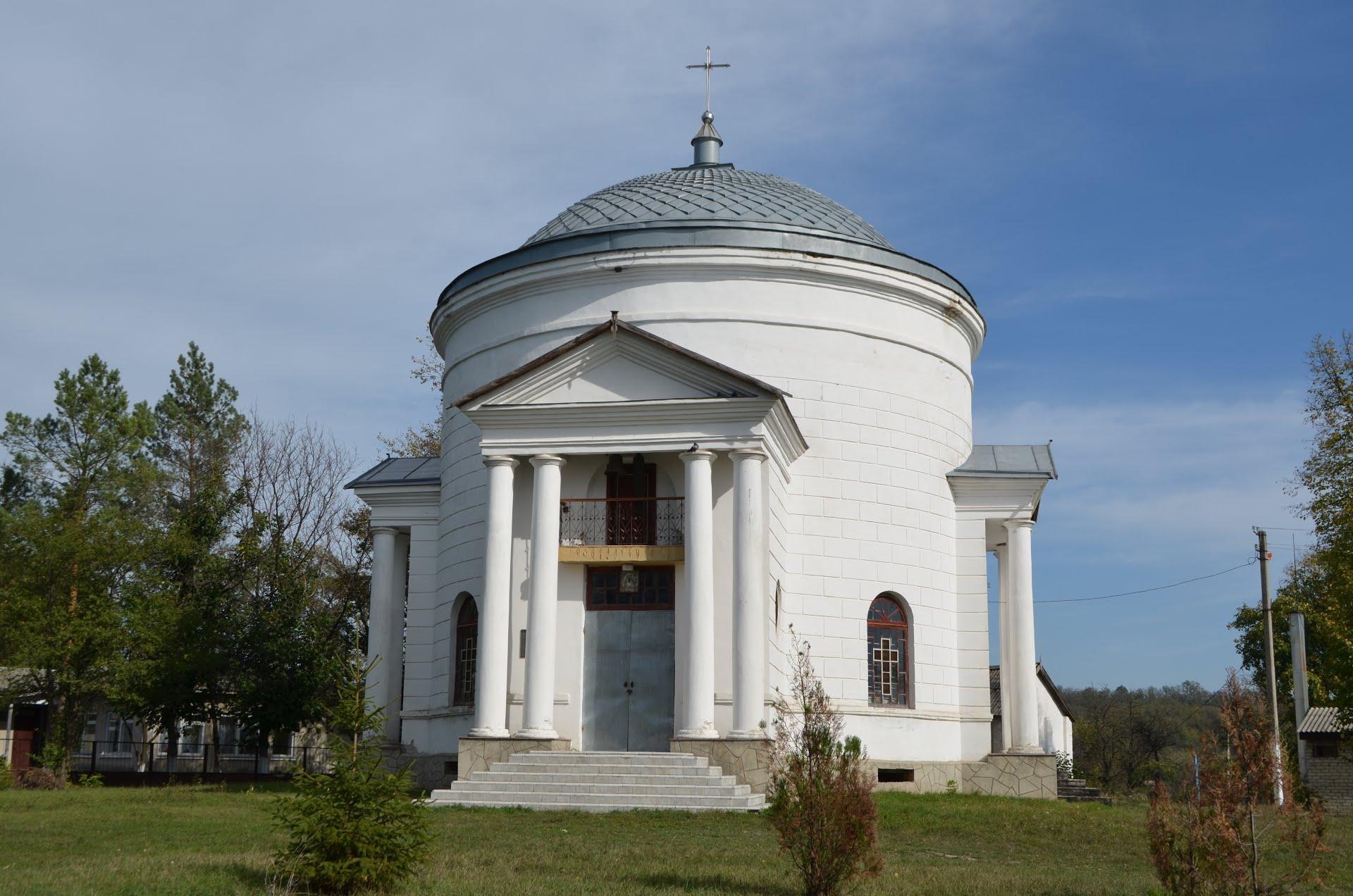Церковь-ротонда