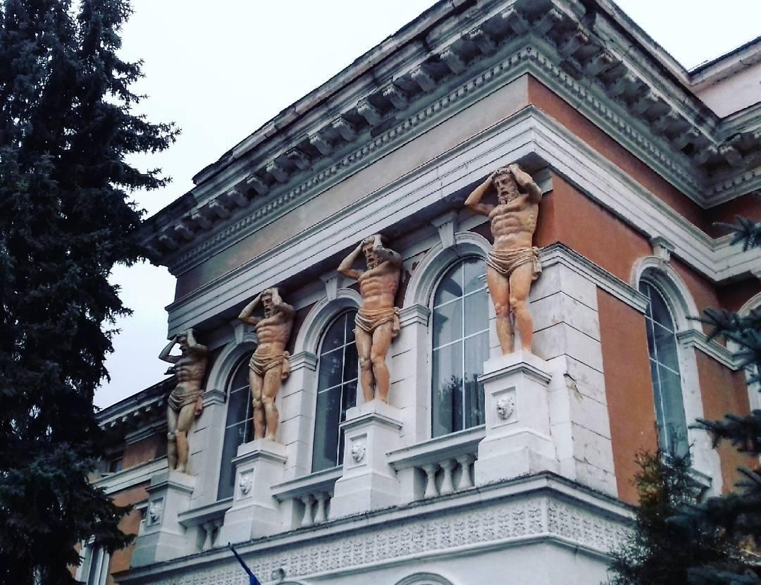 микулинці, палац графі реїв