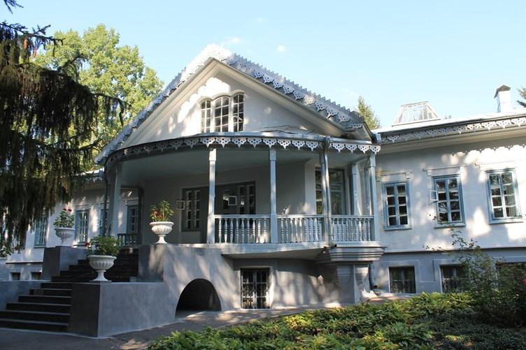 Тераса будинку М.І. Пирогова