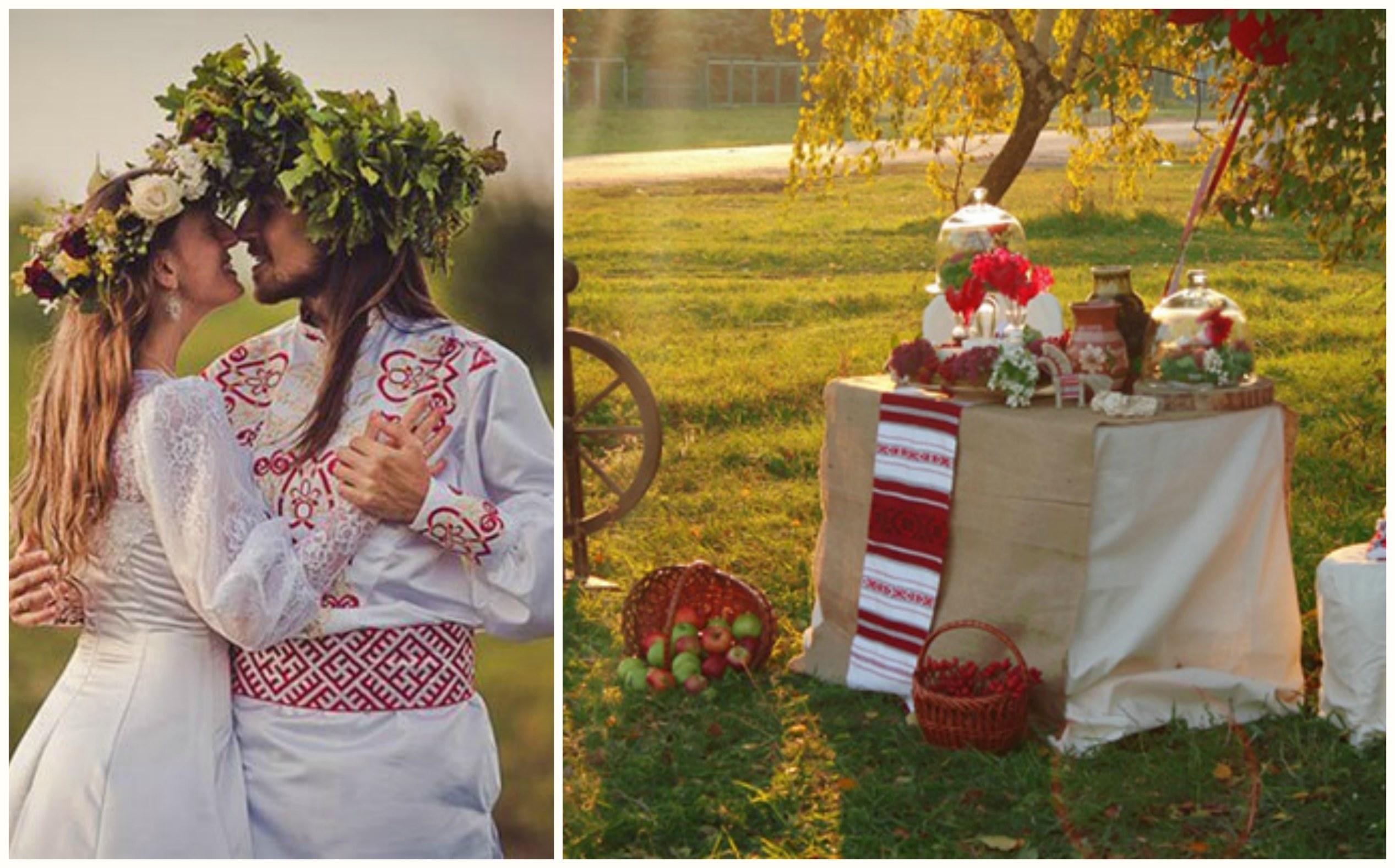 этно свадьба