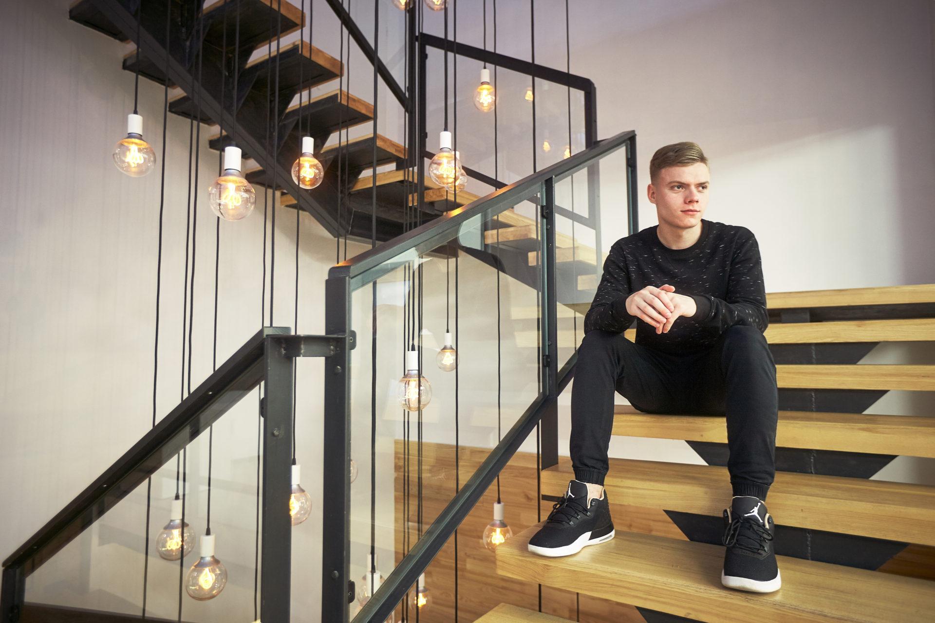 16-річний українець, який заснував стартап на півмільйона доларів