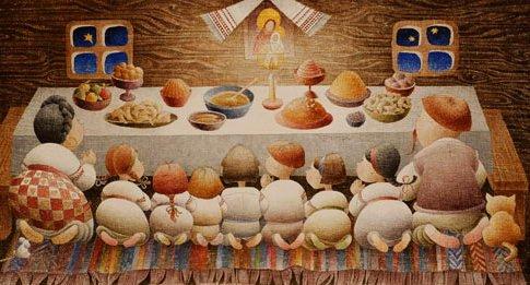 Як святкують Різдво Закарпаття, Волинь, Буковина, Галичина