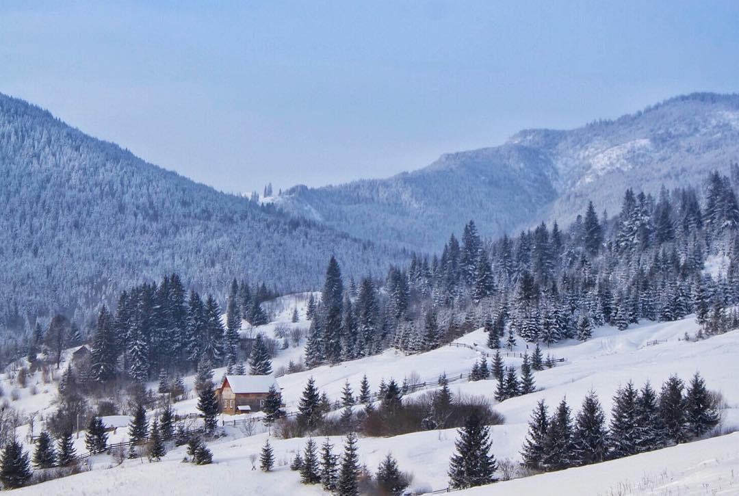 Зима в Україні