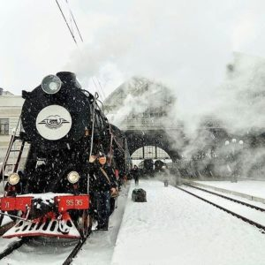 Winter in Ukraine: 33 stunning photos