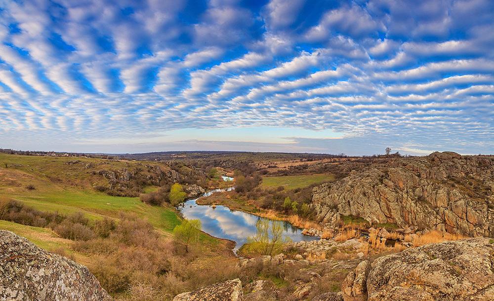 Маловідомі місця України: Трикрати і Долина диявола