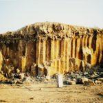 Природная достопримечательность Ровенской области — Базальтовые столбы
