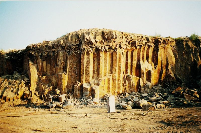 Природна пам'ятка Рівненської області – Базальтові Стовпи