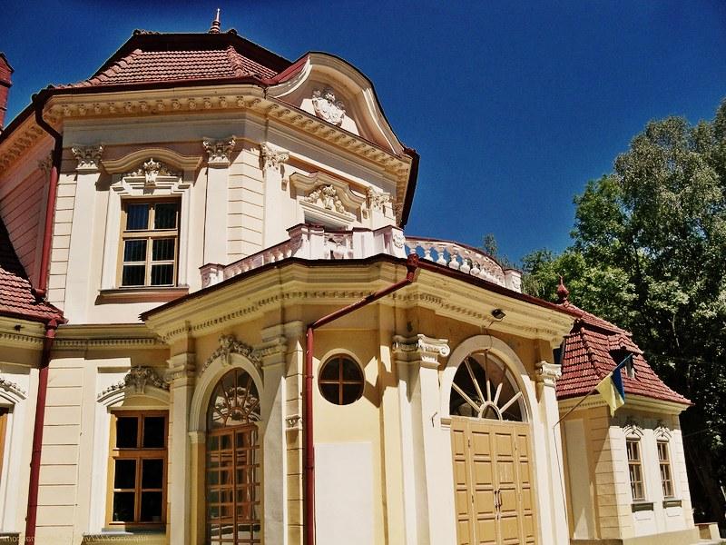 Дворец Бруницких_Великий Любень