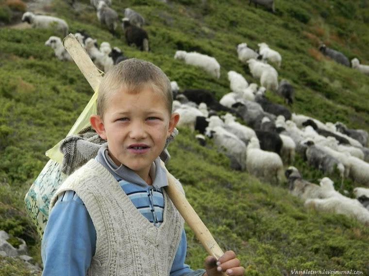Звичайні діти з незвичайними вміннями: репортаж про дітей Карпат
