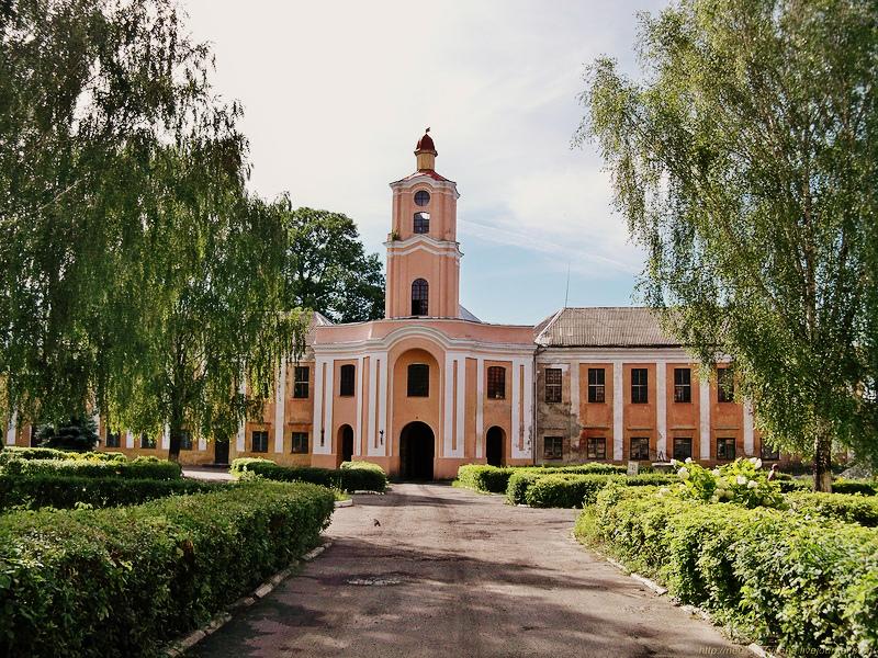 Замок Олика