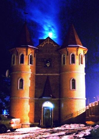 Замок-отель «Бельведер»