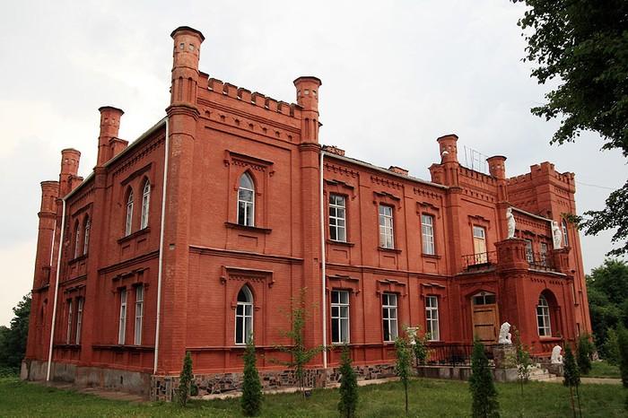 Историческая усадьба генерала Заботина